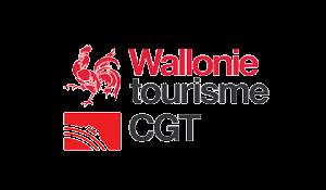 Logo Wallonie tourisme CGT